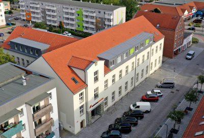 Alte Post - Wohnbau Prenzlau